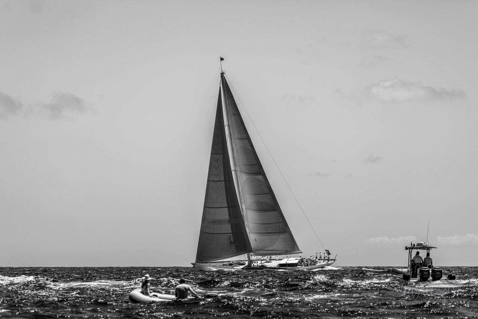 Aurelius Yacht, Bucket Regatta 2019 St Barths