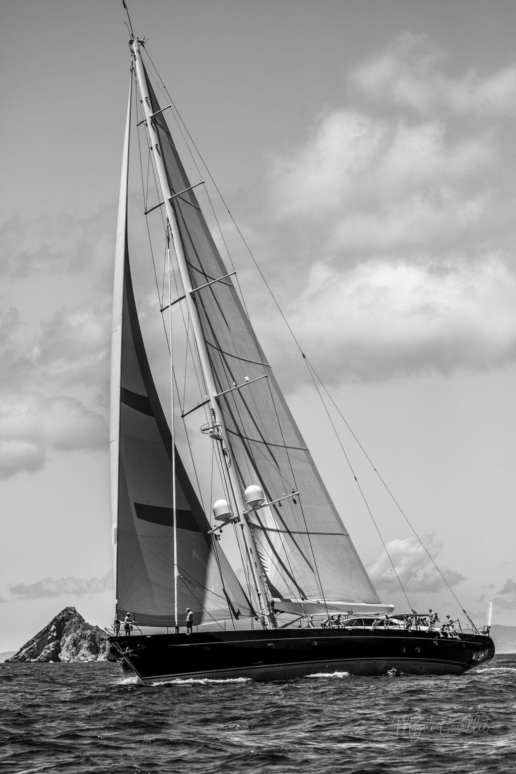 Bella Ragazza Yacht, Bucket Regatta 2019 St Barths-1