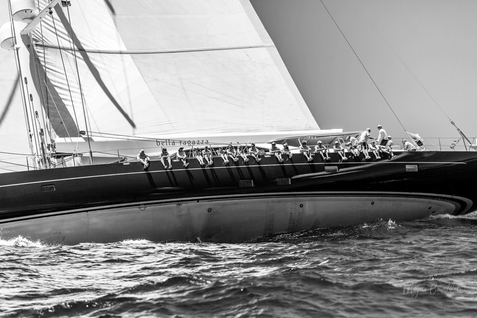 Bella Ragazza Yacht, Bucket Regatta 2019 St Barths-2