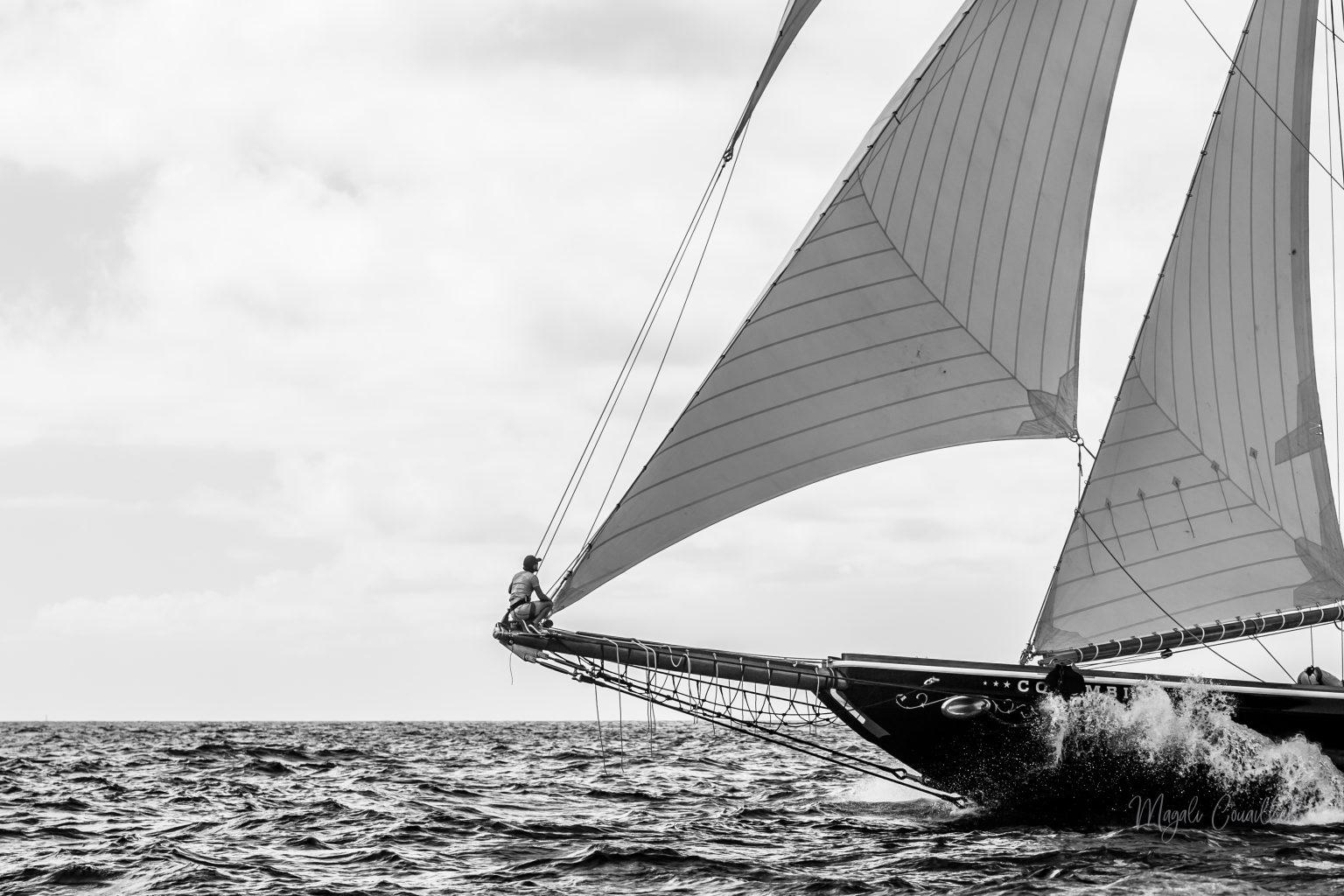 Columbia yacht, Bucket Regatta 2019 St Barths-3