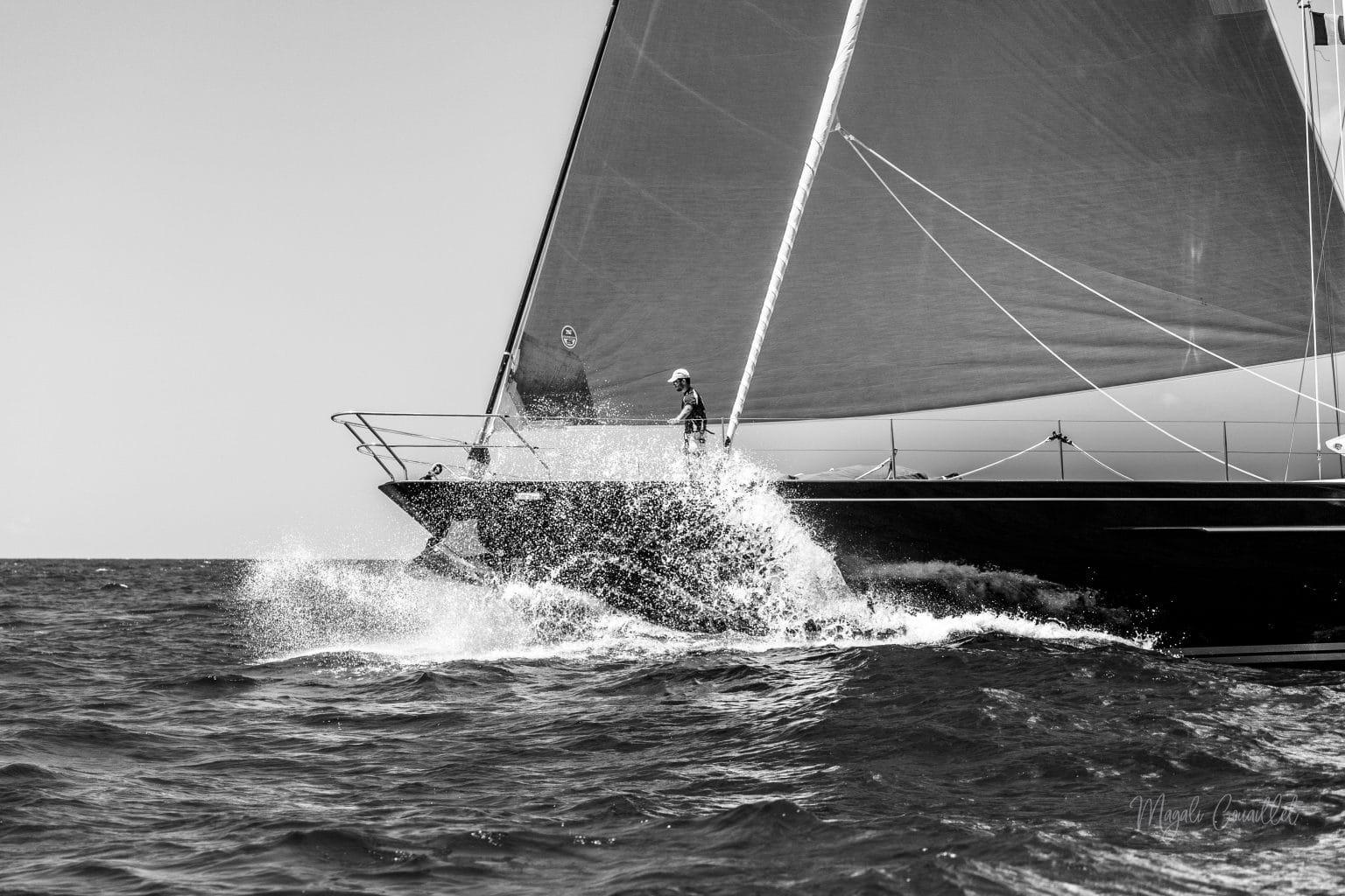 Geneviève Yacht, Bucket Regatta 2019 St Barths