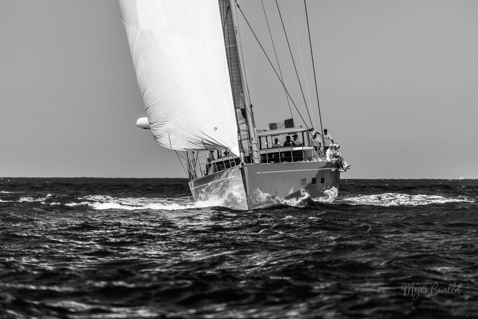 Lir Yacht, Bucket Regatta 2019 St Barths