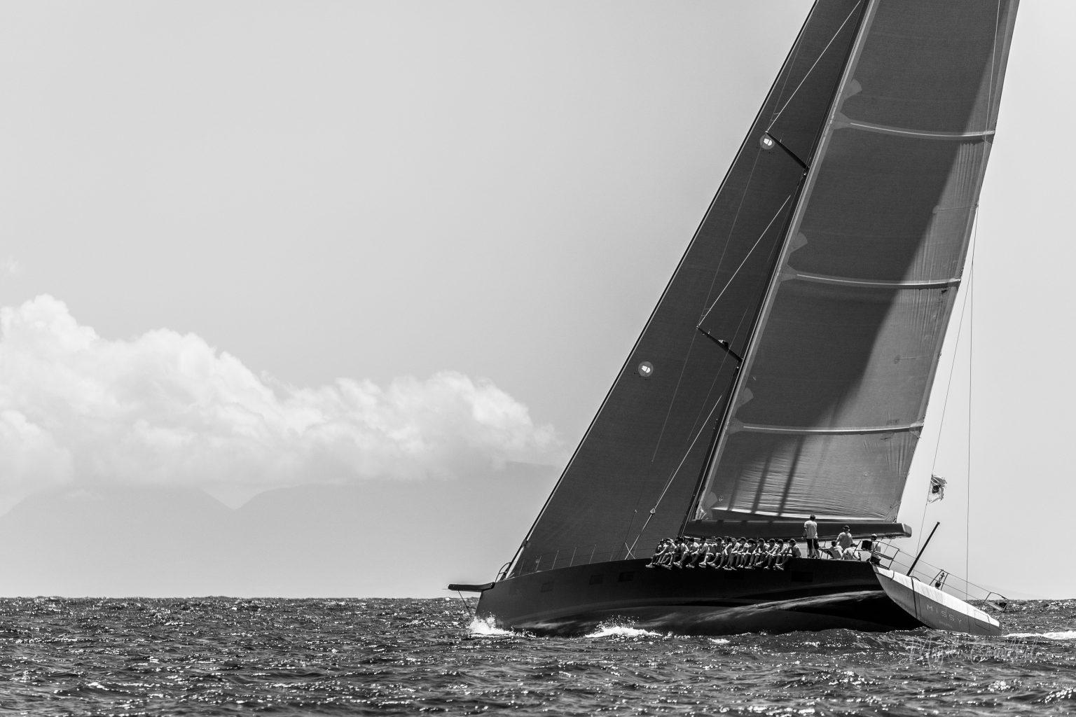 Missy Yacht, Bucket Regatta 2019 St Barths