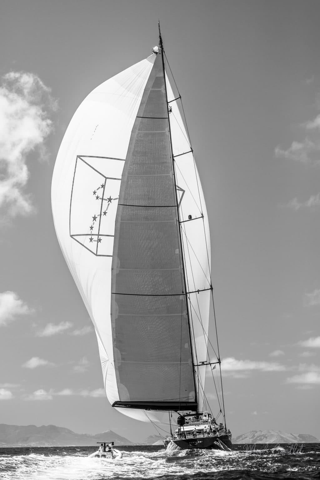 Perseus Yacht, Bucket Regatta 2019 St Barths-1