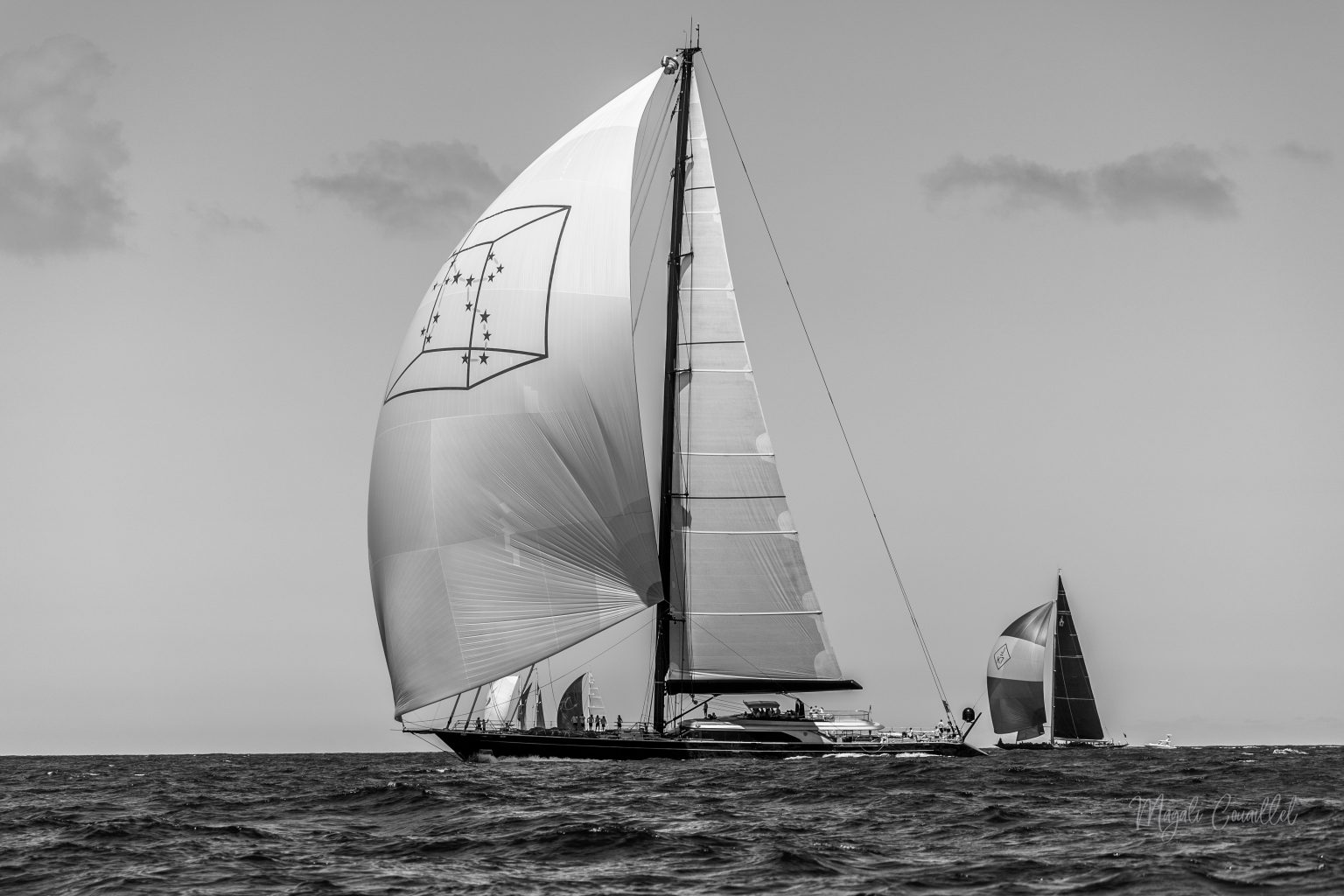 Perseus Yacht, Bucket Regatta 2019 St Barths-3