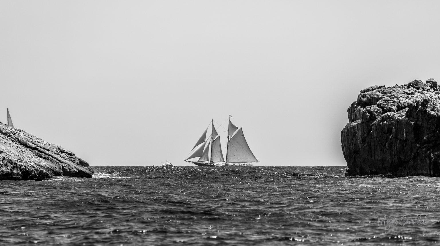 Sail Yacht, Bucket Regatta 2019 St Barths-10