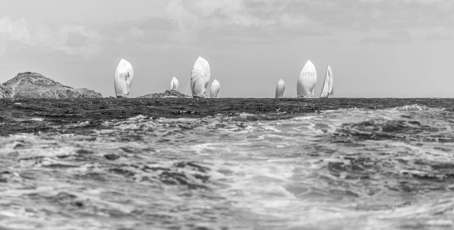 Sail Yacht, Bucket Regatta 2019 St Barths-12