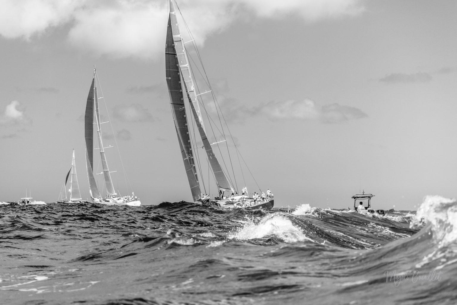 Sail Yacht, Bucket Regatta 2019 St Barths-5