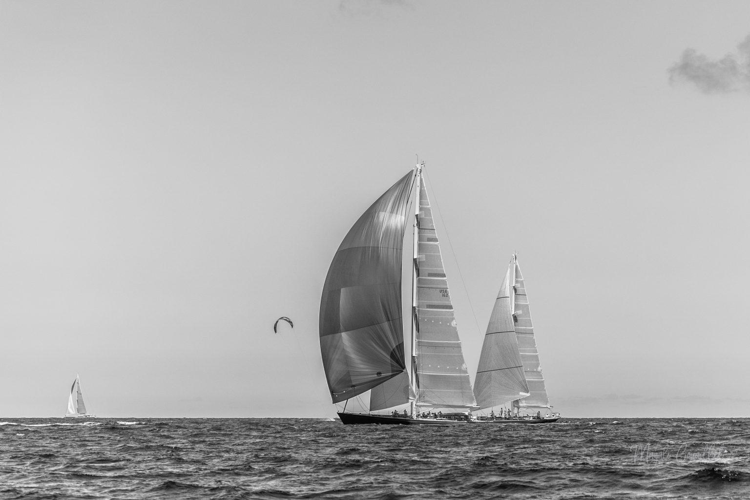 Sail Yacht, Bucket Regatta 2019 St Barths-6