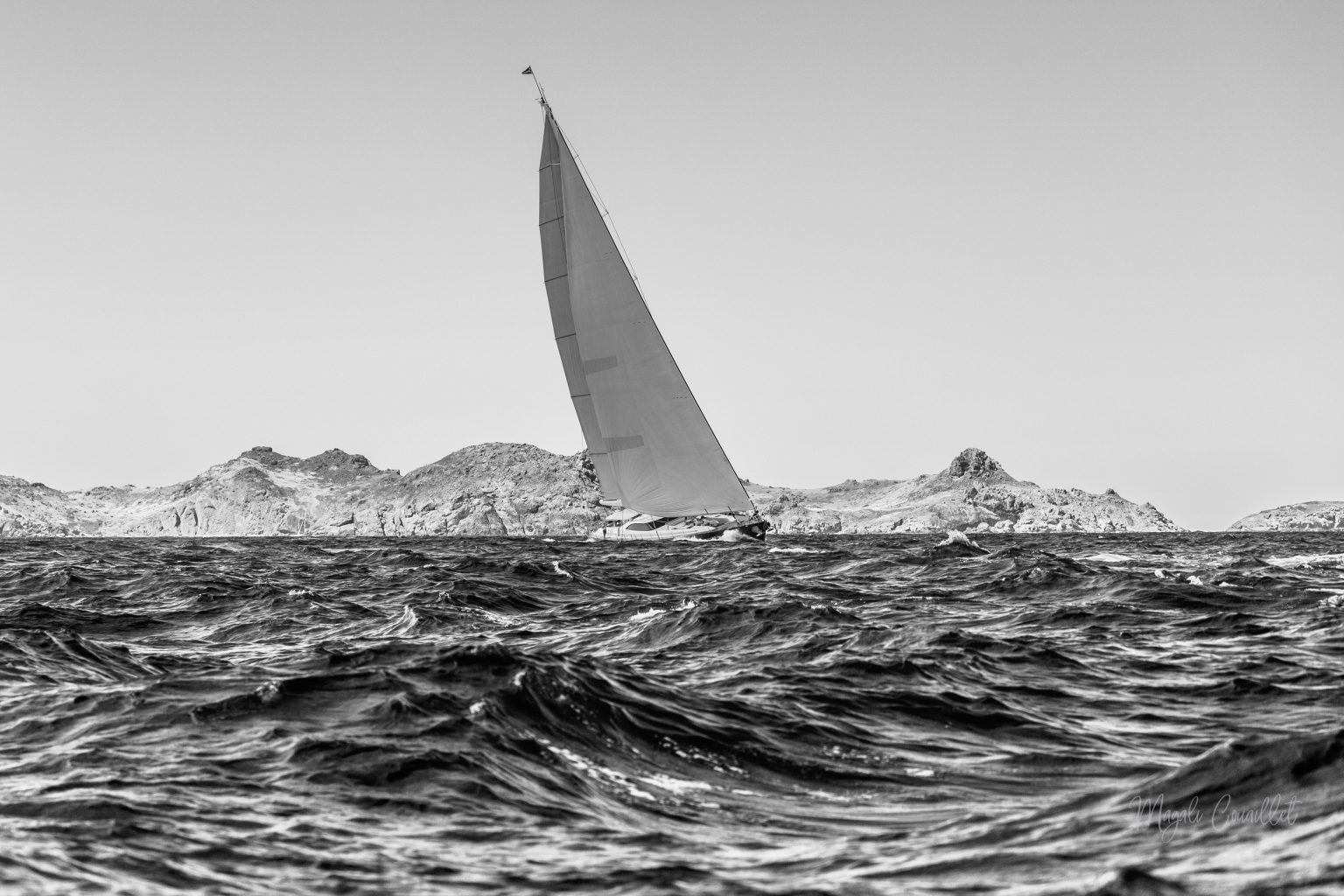 Sail Yacht, Bucket Regatta 2019 St Barths-8