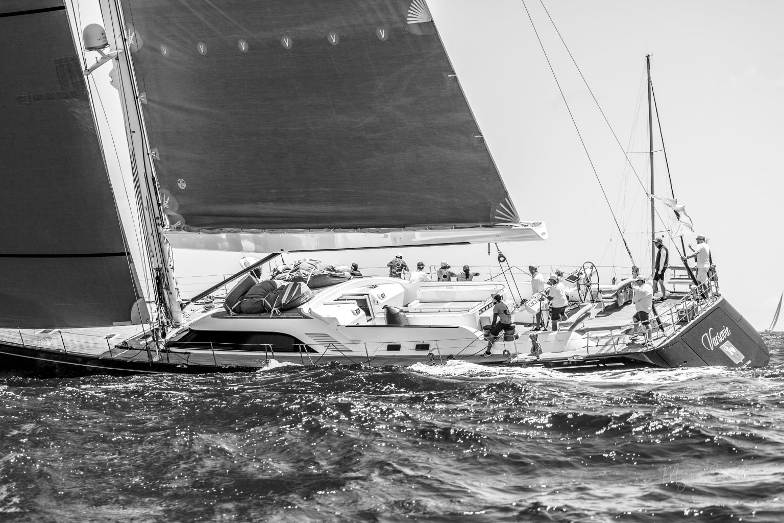 Varsovie Yacht, Bucket Regatta 2019 St Barths
